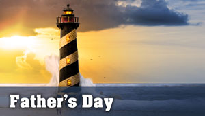 Father's Day - Lighthouse