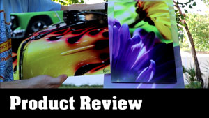 Product Review Metal Prints